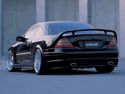 1999 Mercedes-Benz CL60 ( C215 ) by Wald 2