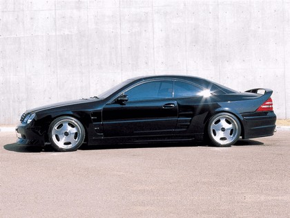 1999 Mercedes-Benz CL60 ( C215 ) by Wald 3
