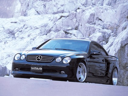 1999 Mercedes-Benz CL60 ( C215 ) by Wald 5