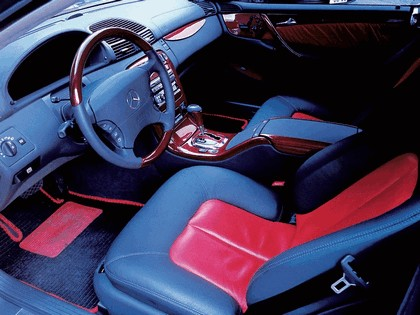 1999 Mercedes-Benz CL60 ( C215 ) by Wald 8