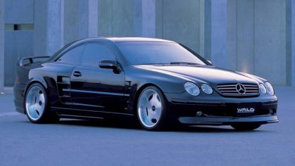 1999 Mercedes-Benz CL60 ( C215 ) by Wald 4
