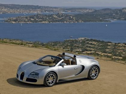 2009 Bugatti Veyron 16.4 Grand Sport - Sardinia 1