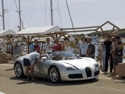 2009 Bugatti Veyron 16.4 Grand Sport - Sardinia 13