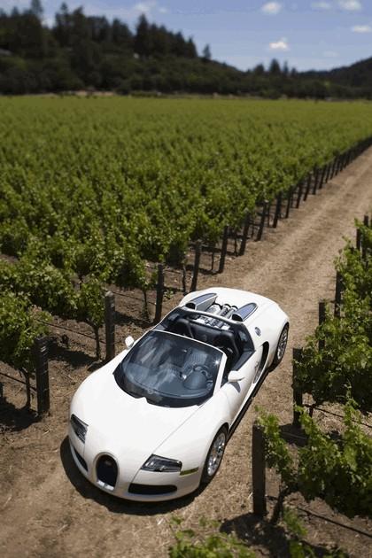 2009 Bugatti Veyron 16.4 Grand Sport - Napa Valley 16