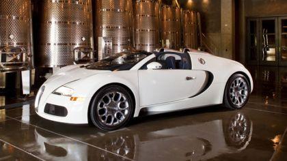 2009 Bugatti Veyron 16.4 Grand Sport - Napa Valley 1