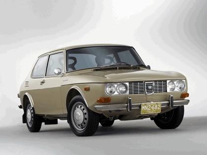 1968 Saab 99 1