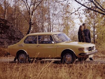 1968 Saab 99 3