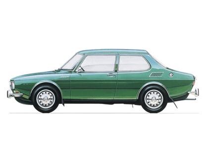 1968 Saab 99 8