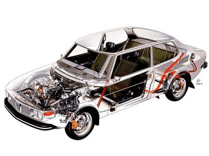 1968 Saab 99 9