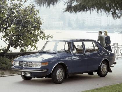 1972 Saab 99 2