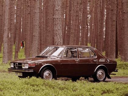 1972 Saab 99 3