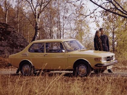 1972 Saab 99 4