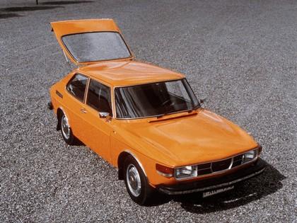 1972 Saab 99 7