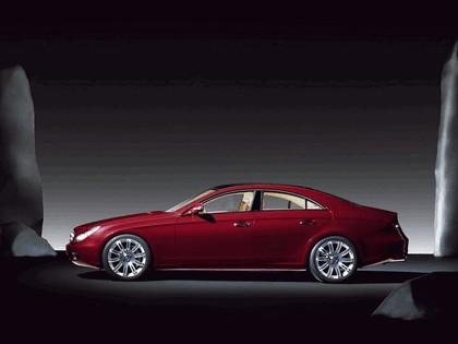 2003 Mercedes-Benz Vision CLS concept 2