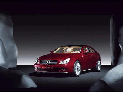 2003 Mercedes-Benz Vision CLS concept 3
