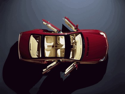 2003 Mercedes-Benz Vision CLS concept 4