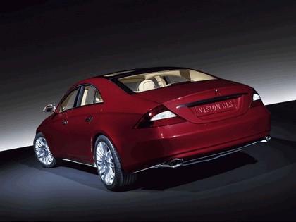 2003 Mercedes-Benz Vision CLS concept 5