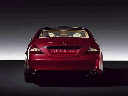 2003 Mercedes-Benz Vision CLS concept 6