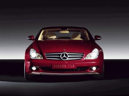 2003 Mercedes-Benz Vision CLS concept 7