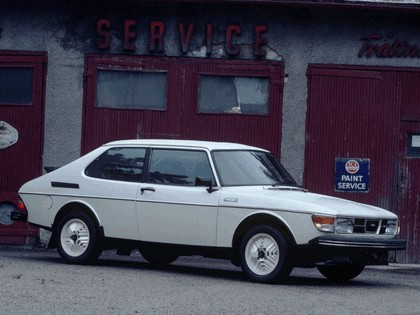 1977 Saab 99 3