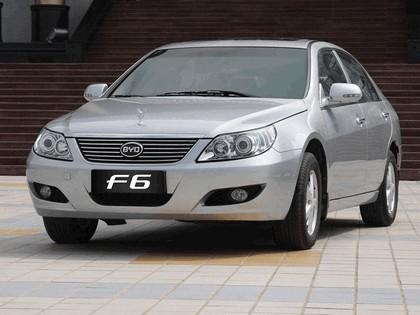2007 Byd F6 6