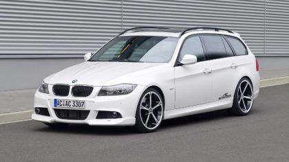 2008 AC Schnitzer ACS3 3.0d ( based on BMW 330d touring E91 ) 2