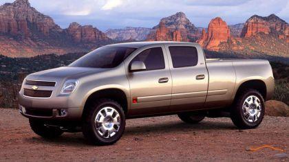 2004 Chevrolet Cheyenne concept 8