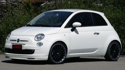 2008 Fiat 500 by Novitec 1