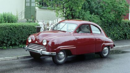 1949 Saab 92 8