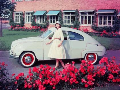 1956 Saab 93 5