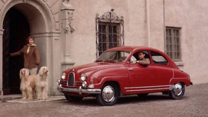 1956 Saab 93 4