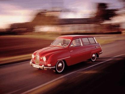 1959 Saab 95 1