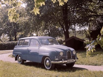 1959 Saab 95 2