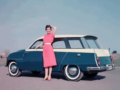 1959 Saab 95 3