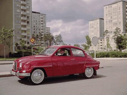 1960 Saab 96 1