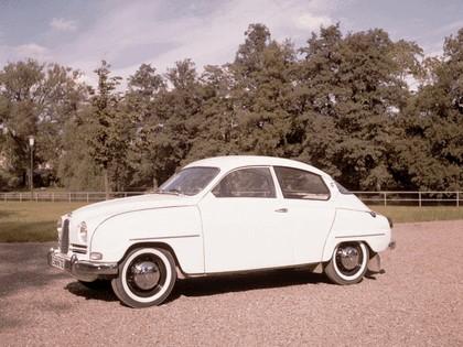 1960 Saab 96 2