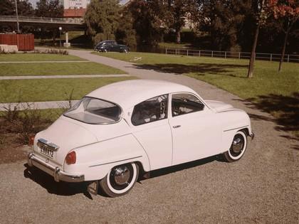 1960 Saab 96 3
