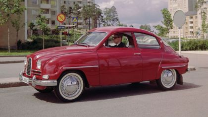 1960 Saab 96 5