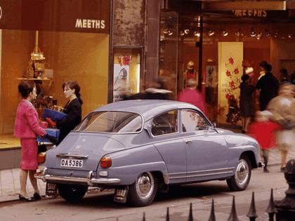 1967 Saab 96 3