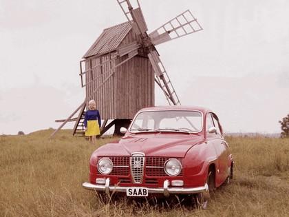 1967 Saab 96 4