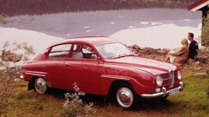 1967 Saab 96 9