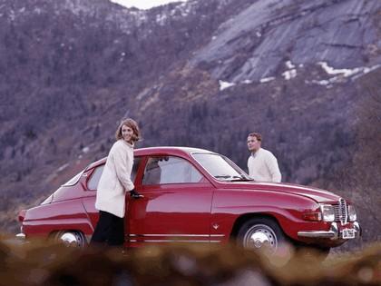 1969 Saab 96 2