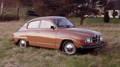 1969 Saab 96 3