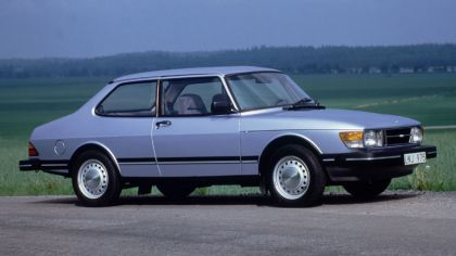 1985 Saab 90 9