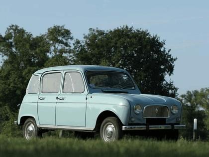 1963 Renault R4 4