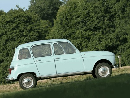 1963 Renault R4 6