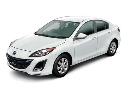 2009 Mazda Axela sedan 2