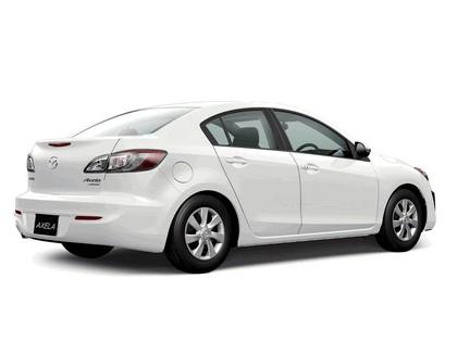 2009 Mazda Axela sedan 3