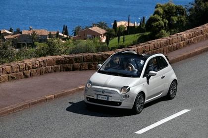 2009 Fiat 500C 9