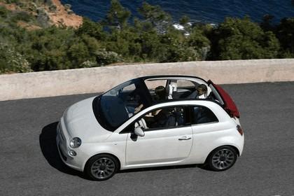 2009 Fiat 500C 13